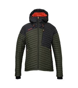 Alpine Interlock Hoody