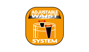 Adjustable Waist System